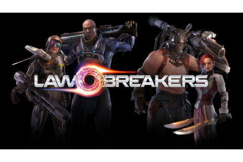 Shooter Game LawBreakers Public Alpha Confirmed, New ...