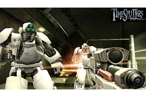 TimeSplitters: Future Perfect Game | PS2 - PlayStation