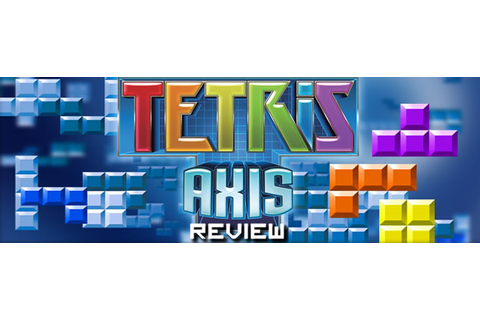 Tetris Axis Review (3DS)