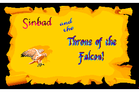 Sinbad and the Throne of the Falcon (1987) by Master ...