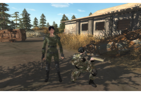 image - Soldiers of Anarchy mod for Men of War: Assault ...