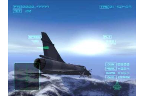 Screens: Ace Combat: Distant Thunder - PS2 (29 of 35)
