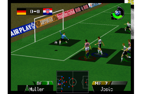 International Superstar Soccer 64 Download Game | GameFabrique