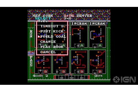 Tecmo Bowl Throwback Screenshots, Pictures, Wallpapers ...