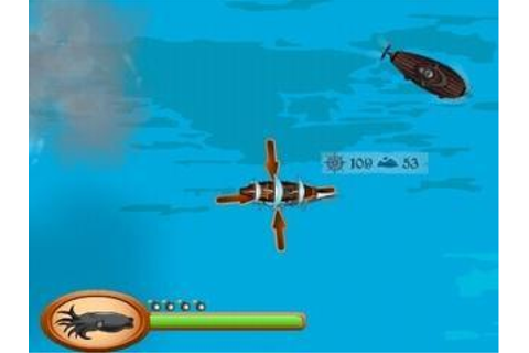 Black Devil fish - Action Flash game | Onlinegamesector.com