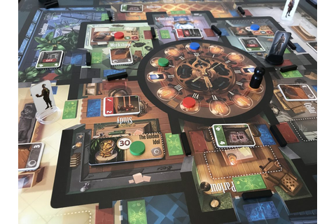 Professor Evil and The Citadel of Time Review | Meeple ...