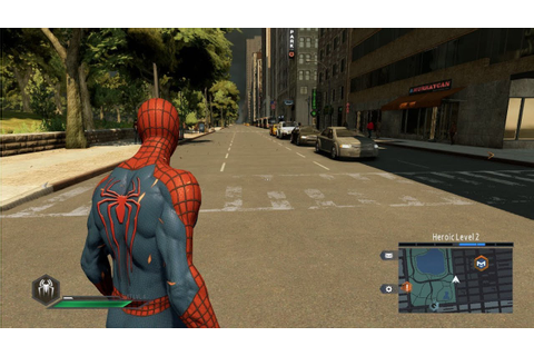 The Amazing Spider-Man 2 Gameplay (PC HD) - YouTube