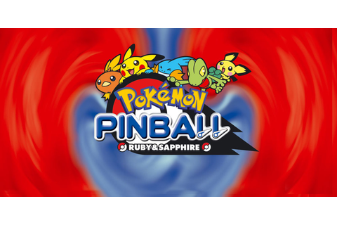 Pokémon Pinball: Rubis & Saphir | Game Boy Advance | Jeux ...