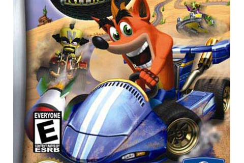 Crash Nitro Kart Online | GameFlare.com