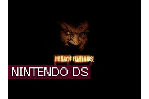 Touch the Dead (Dead 'n' Furious) - Nintendo DS - YouTube