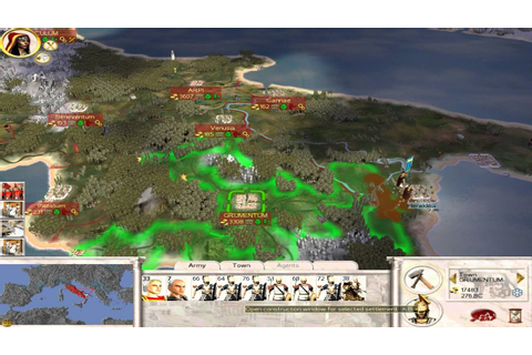 Rome Total Realism VII HD SPQR Campaign Part 2 Endless ...