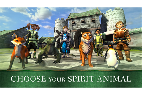 Spirit Animals on the App Store