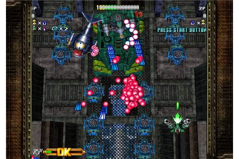 Akihabara Arcade Games: Shoot 'em up Fever - Giga Wing ...