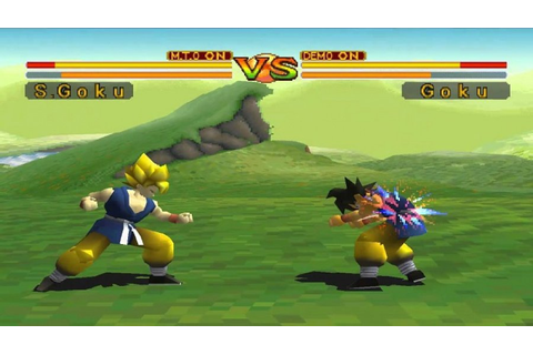 Feature: Dragon Ball: Final Bout - The Worst Fighting Game ...