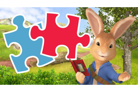 Play Peter Rabbit Jigsaw Puzzle Game for free on CBeebies ...