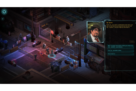 Shadowrun Returns Review (PC/Mac) :: Games :: Reviews :: Paste