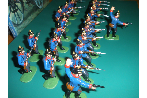 Pauls Wargames Blog: Toy Soldiers - on my other blog!.