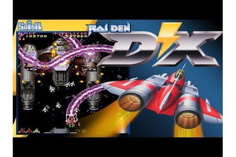 Raiden DX (PS1/Seibu Kaihatsu/1997) [720p] - YouTube