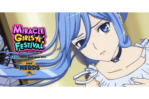 Ars Nova, Nyaruko, & No-Rin on Miracle Girls Festival ...