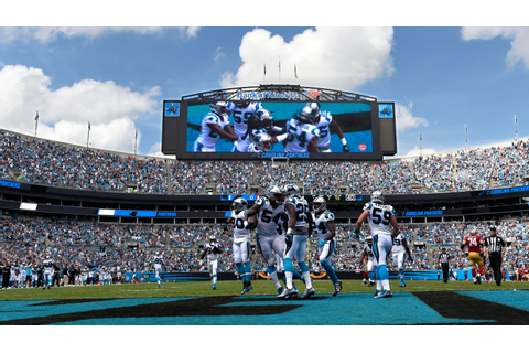 Carolina Panthers will play Sunday's game at home amid ...