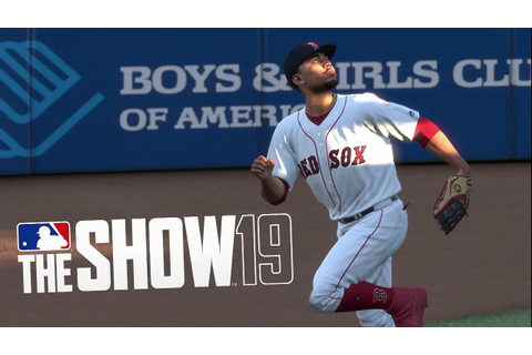 MLB The Show 19 Gameplay - Boston Red Sox vs New York ...