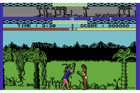 Download Legend of the Amazon Women (Commodore 64) - My ...