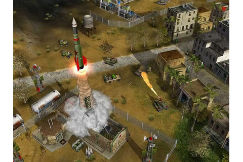 EA says it plans to remaster classic Command and Conquer ...