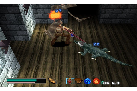 Playstation - Ehrgeiz God Bless the Ring: Final Fantasy 7 ...