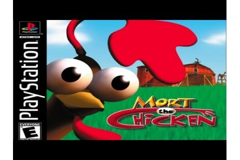Mort the Chicken Game Review (PS1) - YouTube