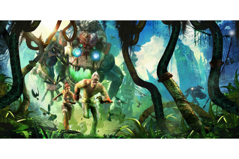Enslaved: Odyssey To The West, Video Games Wallpapers HD ...