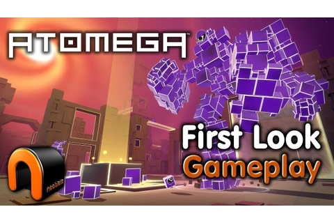 10 Minutes of Atomega Game | PC Game | Free to play ...