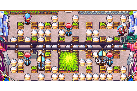 Play Retro Games Online: Saturn Bomberman