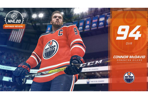 'NHL 20' Release Date And Complete Player Ratings For ...