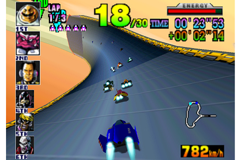 F-Zero X - N64 - Nerd Bacon Reviews