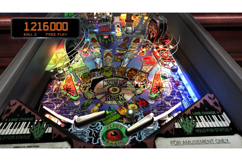 The Pinball Arcade Xbox One Overview
