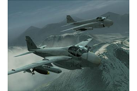 Screens: Ace Combat: Squadron Leader - PS2 (79 of 79)