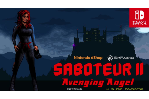 Saboteur II: Avenging Angel | Nintendo Switch download ...