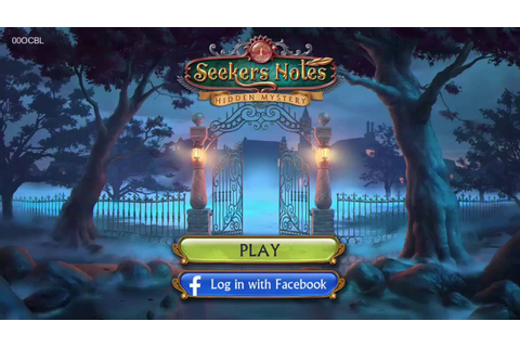 Seekers Notes: Hidden Mystery iOS Gameplay - YouTube