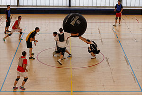 Kin-Ball - Wikipedia, la enciclopedia libre