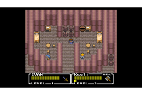 Game of the day 2804 Mystic Quest Legend (ミスティッククエスト ...