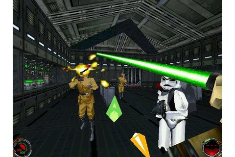 Star Wars: Jedi Knight Dark Forces 2 - PC Review and Full ...