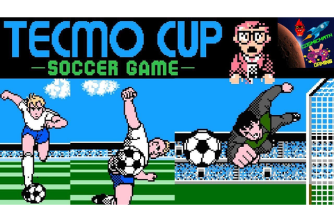 Tecmo Cup Football Game (NES) - YouTube
