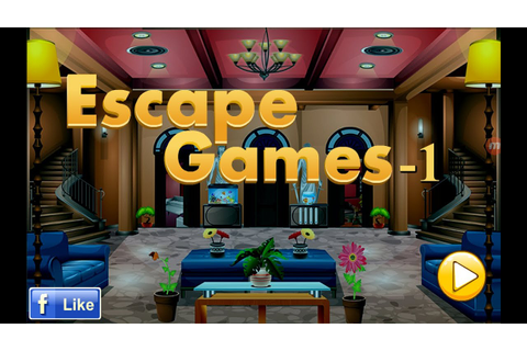 101 New Escape Games - Escape Games 1 - Android GamePlay ...