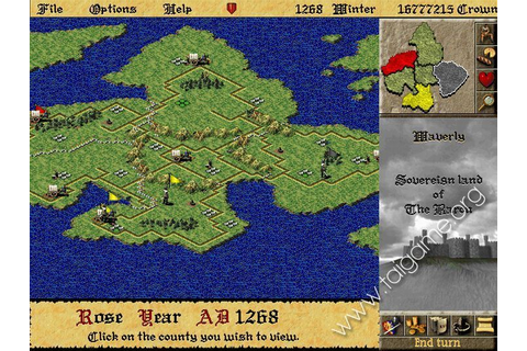 Lords of the Realm II - Download Free Full Games ...