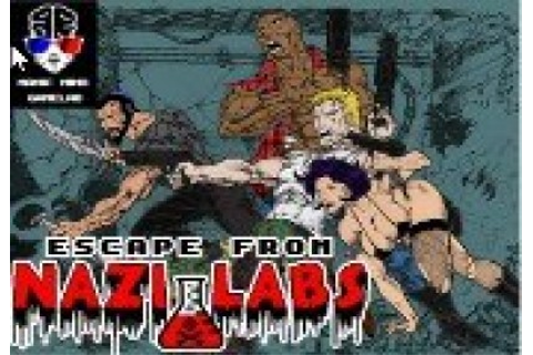 Escape From Nazi Labs Steam CD Key | Buy on Kinguin
