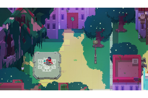 Hyper Light Drifter » FREE DOWNLOAD | CRACKED-GAMES.ORG