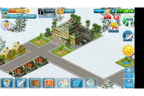Airport City on Qwant Games