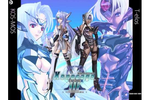[(Bonus)RPG Battle Theme] Xenosaga Episode III: Also ...