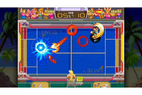 Windjammers Is Still Just As Good 23 Years Later