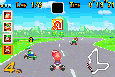 Mario Kart: Super Circuit is Racing Onto The Wii U Virtual ...